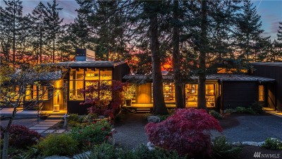 Stanwood Single Family Home For Sale: 16706 Marine Drive