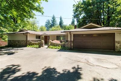 Olympia WA Single Family Home For Sale: $500,000
