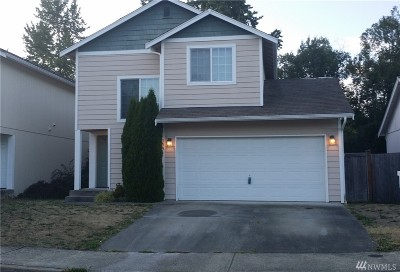 Bremerton Single Family Home For Sale: 354 Stonewood Place