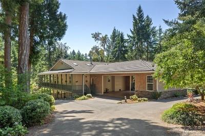 Gig Harbor WA Single Family Home For Sale: $859,000