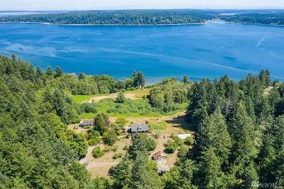 Longbranch WA Single Family Home For Sale: $1,500,000