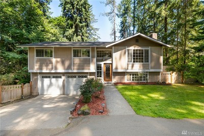 Issaquah Single Family Home For Sale: 16463 239th Ave SE