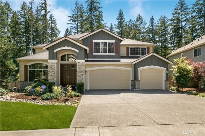 Gig Harbor Single Family Home For Sale: 6314 62nd Av Ct NW