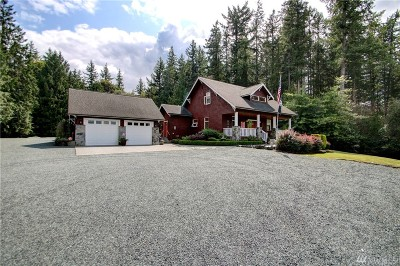 Skagit County Single Family Home For Sale: 22904 Bumblebee Lane