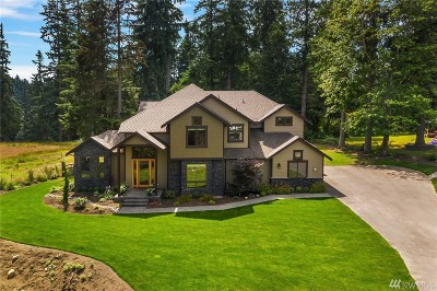Woodinville Single Family Home For Sale: 19031 160th Ave NE