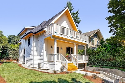 Seattle Single Family Home For Sale: 3212 E Spruce Street