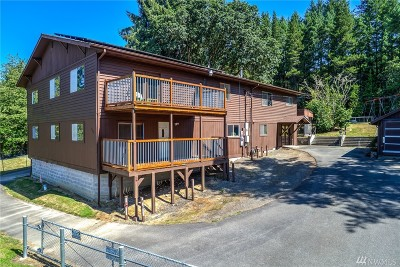 Chehalis Single Family Home For Sale: 129 Kennicott Rd