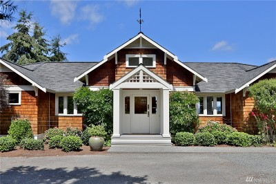 Greenbank Single Family Home For Sale: 4415 Honeymoon Bay Rd