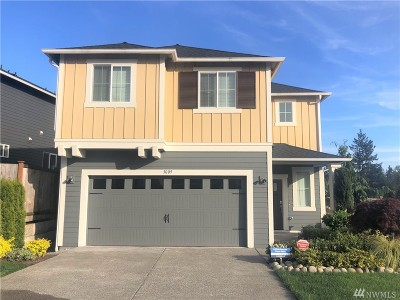 Federal Way Single Family Home For Sale: 3009 S 378th St