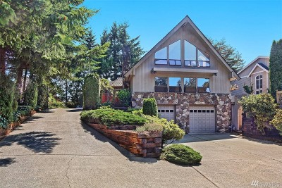 Bellevue Single Family Home For Sale: 12033 SE 42nd Ct
