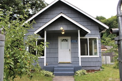 Concrete Single Family Home For Sale: 45900 Miller St