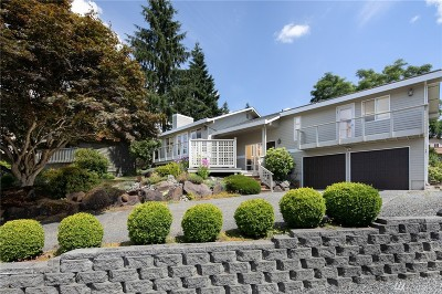 Edmonds Single Family Home For Sale: 8206 211th Place SW