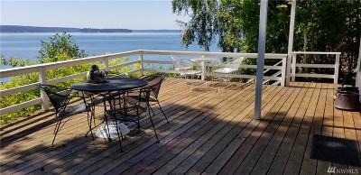 Mason County Rental For Rent: 70 E Sund Rd