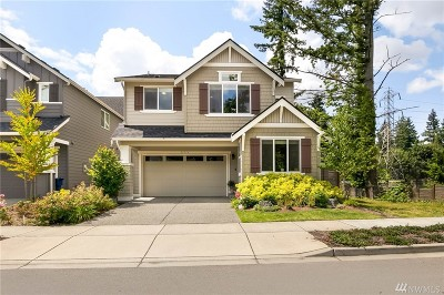 Bothell Single Family Home For Sale: 22510 43rd Dr SE