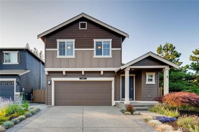 Lynnwood Single Family Home For Sale: 423 199th Place SW