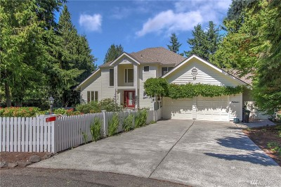 Port Ludlow WA Single Family Home For Sale: $585,000