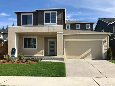 Bonney Lake Single Family Home Contingent: 14519 200th Ave E #71