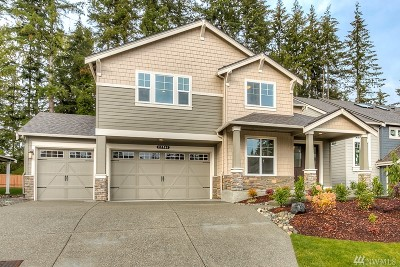 Renton Single Family Home For Sale: 6408 SE 5th Place #7