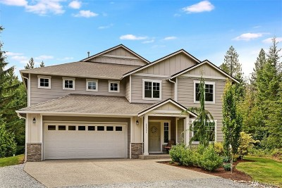 Granite Falls Single Family Home For Sale: 22532 45th Place NE