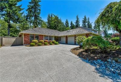 Everett Single Family Home For Sale: 12001 42nd Dr SE