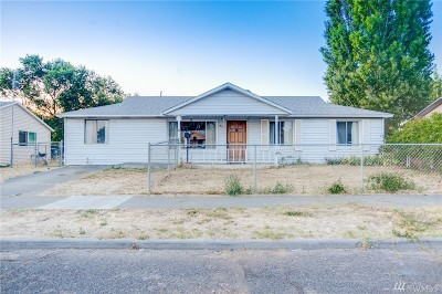 Moses Lake Single Family Home For Sale: 912 S Alderwood Dr