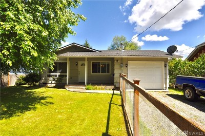 Single Family Home For Sale: 9045 A St