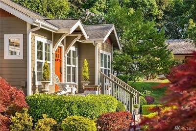Kirkland Single Family Home For Sale: 742 2nd St S