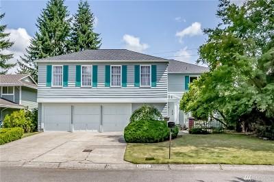 Renton Single Family Home For Sale: 14120 SE 167 St