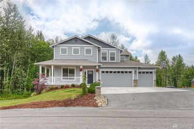 Arlington Single Family Home For Sale: 11408 169th St NE