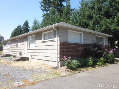 Lynnwood Multi Family Home For Sale: 5004 190th St SW