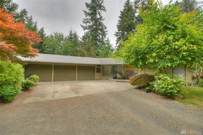 Olympia Single Family Home For Sale: 1804 Yelm Hwy SE