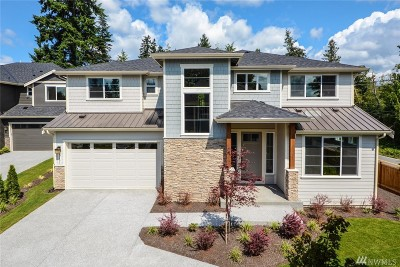 Bothell Single Family Home For Sale: 509 Nellis Rd