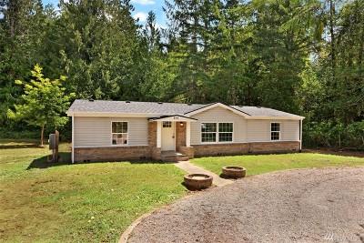 Mason County Single Family Home Sold: 121 W Loertscher Rd