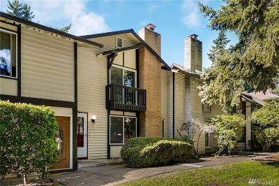 Bellevue Condo/Townhouse For Sale: 1717 150th Ave SE #7