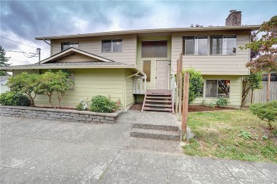 Seattle Single Family Home For Sale: 7359 14th Ave NW