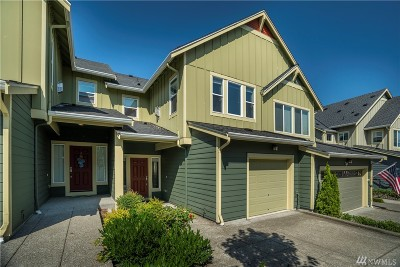 Issaquah Single Family Home For Sale: 2511 Mulberry Walk NE