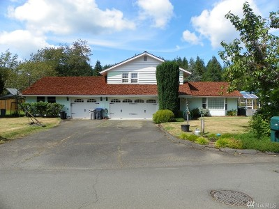 Montesano Single Family Home For Sale: 912 W Simpson Ave