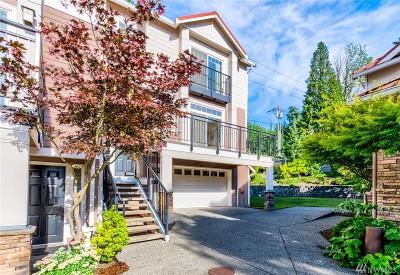 Bellevue Condo/Townhouse For Sale: 12721 SE 41st Place #109