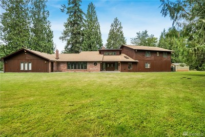 Lewis County Single Family Home For Sale: 2139 Centralia Alpha Rd.