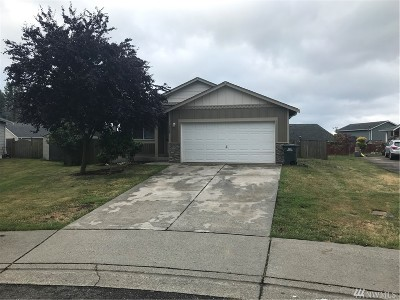 Blaine Single Family Home For Sale: 7329 Yellow Fin Ct