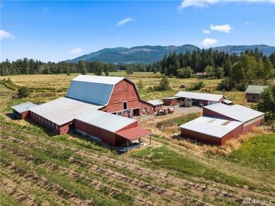 Bellingham Farm For Sale: 3170 E Smith Rd