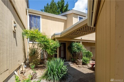 Federal Way Condo/Townhouse For Sale: 3114 SW 319th Place #45