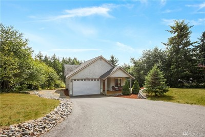 Allyn Single Family Home For Sale: 321 E Rainier Ct