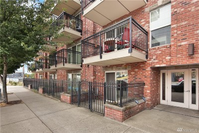Bellingham Condo/Townhouse For Sale: 1001 N State St #107