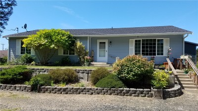 Grays Harbor County Single Family Home For Sale: 611 N 2nd St