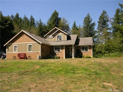 Yelm Single Family Home For Sale: 17028 153rd Ave SE