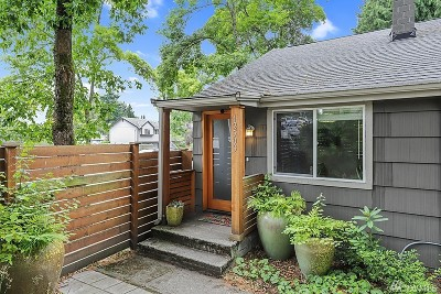Single Family Home For Sale: 12503 14th Ave NE