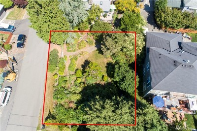 Renton Residential Lots & Land For Sale: 12 N 37th St