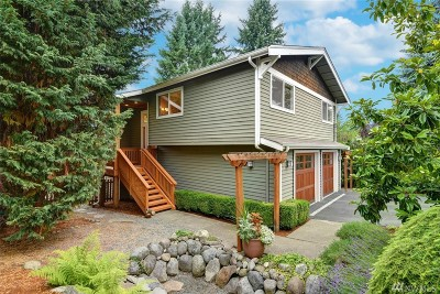 Kirkland Single Family Home For Sale: 1819 3rd St