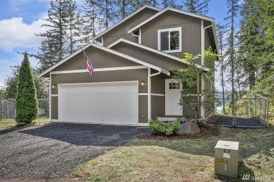 Belfair Single Family Home For Sale: 112 NE Larson Lake Rd